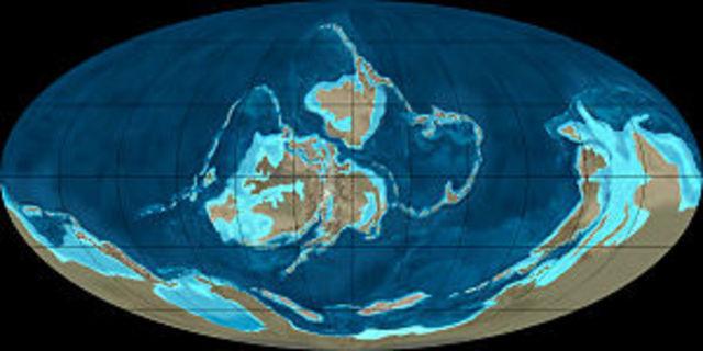 PERÍODO SILÚRICO (430 a 395 millones de años)