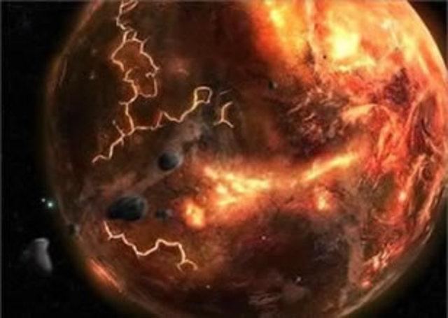 Precámbrico (4600 millones de años)