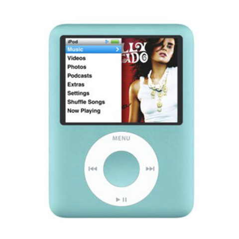 iPod Nano Third Generation