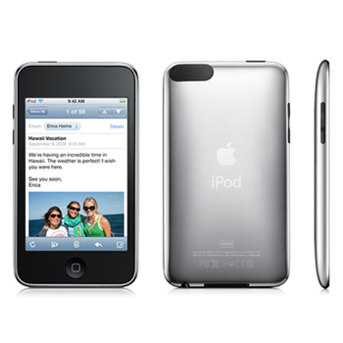 iPod Touch Third Generation