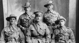 WW1 & Ypres Battles Timeline