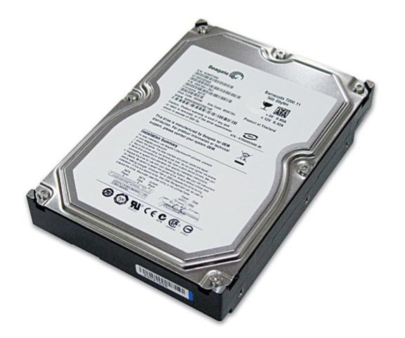 на основе 500-гигабайтных пластин Western Digital, затем Seagate выпустили модели ёмкостью 2 Тб.