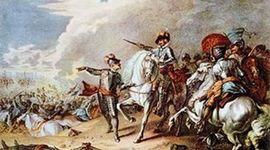 The English Civil War timeline