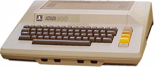 Atari BASIC on the Atari 800