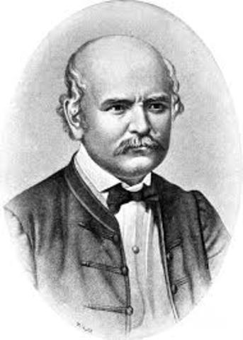 Nacimiento de Semmelweis