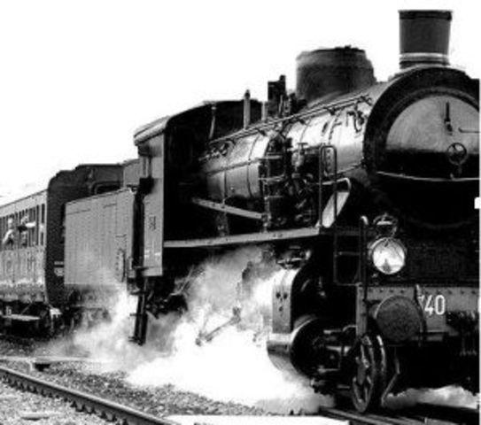 La prima Locomotiva
