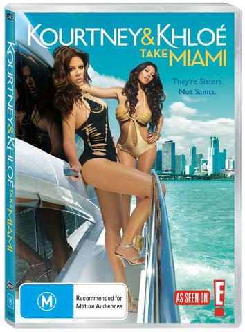 Kourtney & Khloe Take Miami Season 1