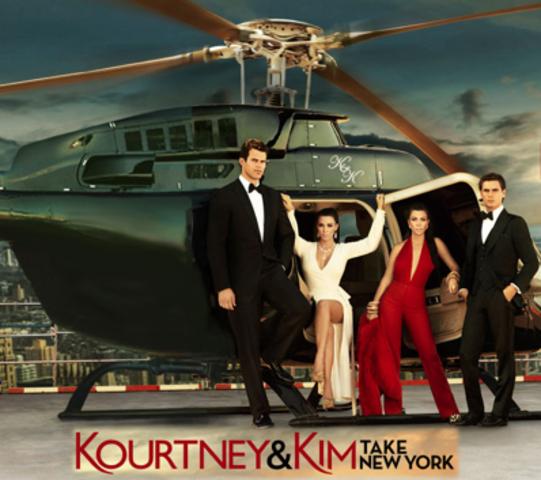 Kourtney & Kim Take New York Season 4