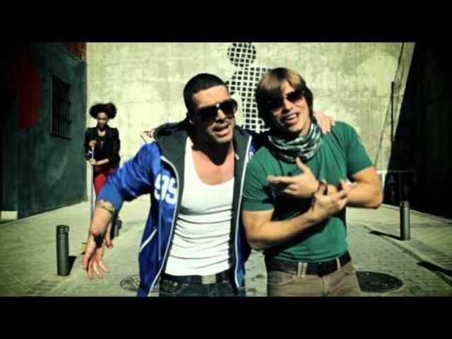 Rasel y Carlos Baute