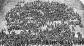 World War One Battles fought by Australia timeline