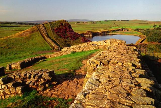 Hadrian's Wall and The Antonine Wall