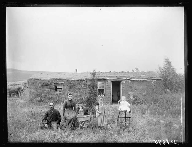 Homestead Act 0f 1862