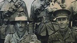 Australia In World War One  timeline