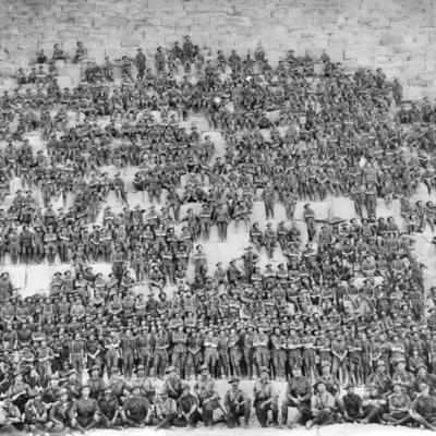 Australians in World War 1 timeline