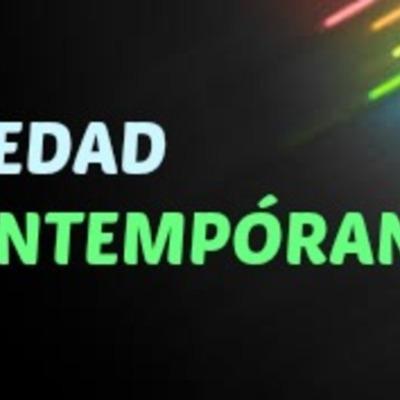 LA EDAD CONTEMPORÁNEA timeline