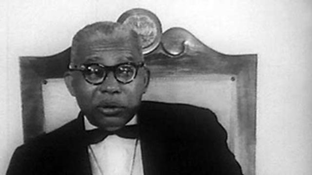 François Duvalier becomes president