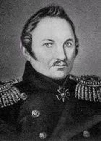Fabian Gottlieb von Bellingshausen