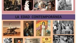 LA EDAD CONTERPORÁNEA timeline