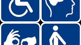 Disability History timeline