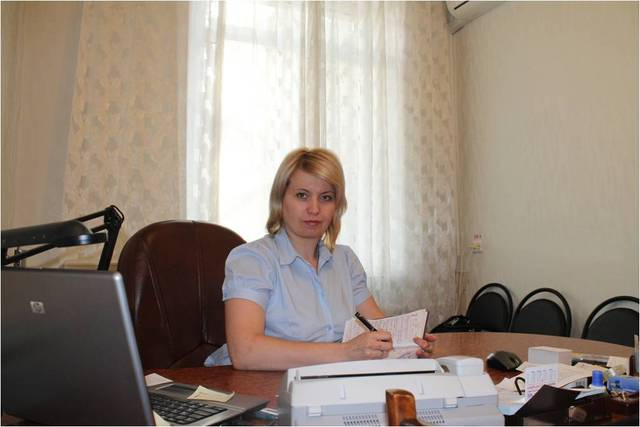 ГВОЗДЕВА Елена Александровна
