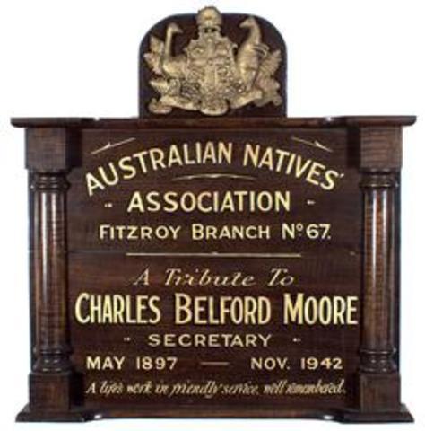 The Australian Natives' Association