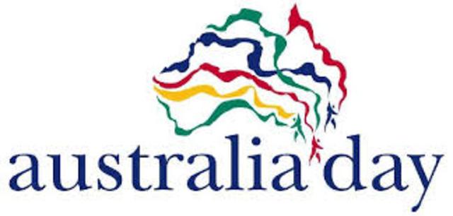 Anniversary or Foundation Day of Australia