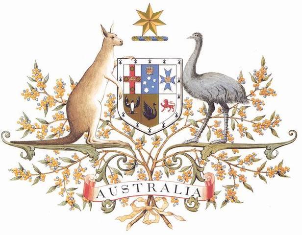 Commonwealth of Australia created