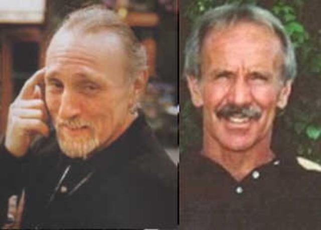 John Grinder y Richar Bandler