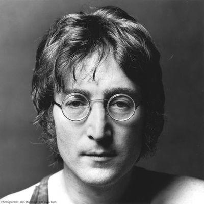 La vida de John Lennon timeline