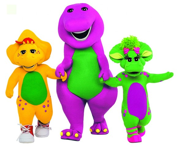 Dimitri Falls In Love (with Barney)