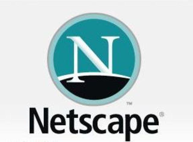 Netscape Navigator.