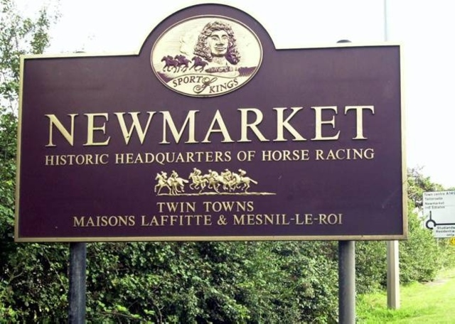 Moved to Newmarket
