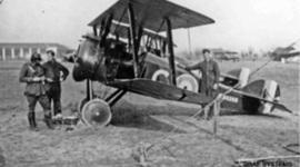 Tyler Danno Kingston Aviation History timeline