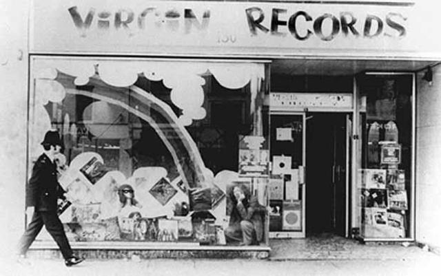 First Record Shop Opens