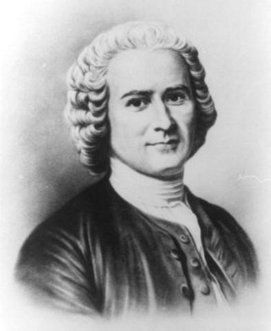 Rousseau   (1710-1778)