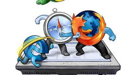 Historia de la Web y de los Navegadores timeline