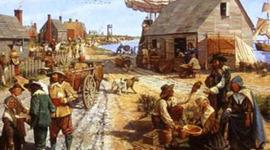 Colonial America (1607-1763) timeline