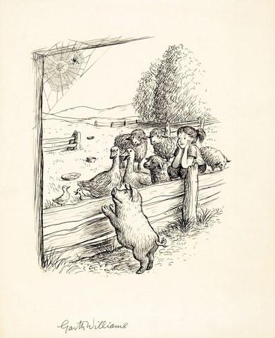 Wilbur Says Goodbye