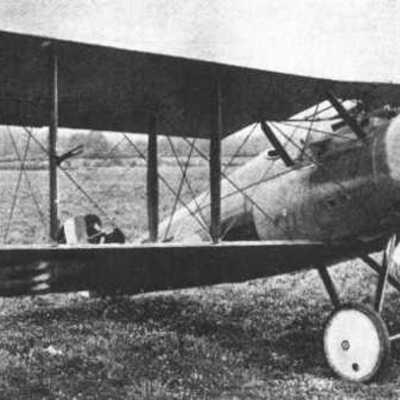 Kignston Aviation History timeline