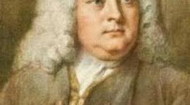 George Friderick Handel (1685-1759) timeline
