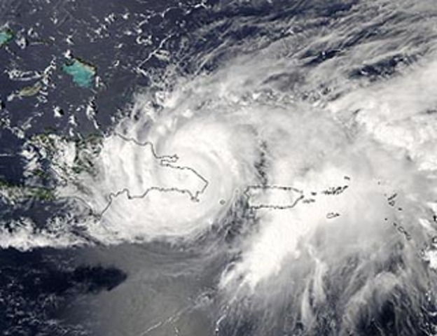 Hurricane Jeanne claims more than 3,000 lives