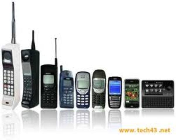 Beginnings of the Modern Phone