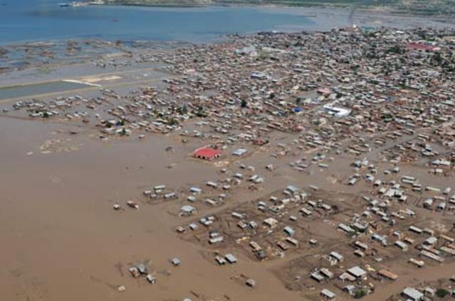 Hurricane Ike adds to Haiti's woes
