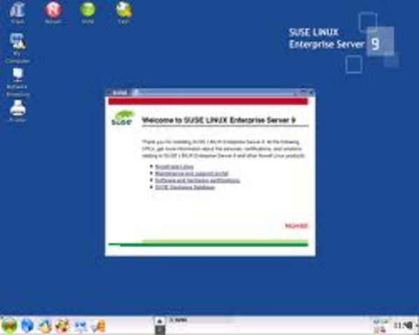SUSE announced the SUSE Linux School Server