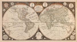 ההיסטוריה של המפות timeline