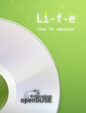openSUSE-Education Li-f-e 12.2 released