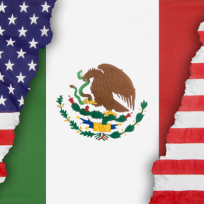 Mexico to United States timeline