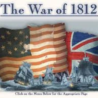 War of 1812 important events/people timeline