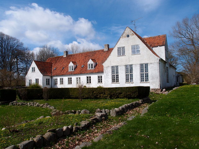 Malergården og Hans Edvard Nørregård-Nielsen