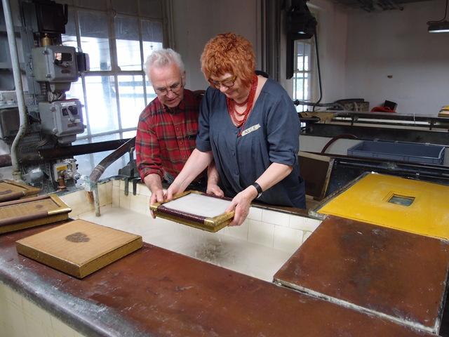 Papirfabrikken i Silkeborg
